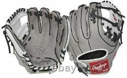 Rawlings Heart Of The Hide (hoh) Pro715sb-2gw Fastpitch Softball Glove 11.75 Rh