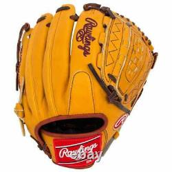 Rawlings Heart Of The Hide (hoh) Pro Issue Pro1175-14bupro Glove 11.75 Rh