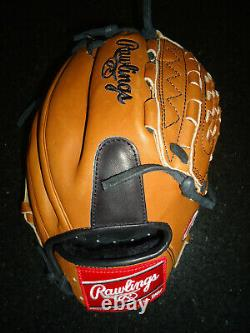 Rawlings Heart Of The Hide (hoh) Pro Issue Pro1175-14gbbpro Glove 11.75 Rh
