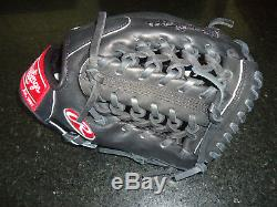 Rawlings Heart Of The Hide (hoh) Pro Issue Pro200-4jbpro Glove 11.5 Rh