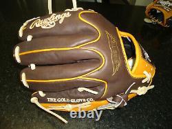 Rawlings Heart Of The Hide (hoh) R2g Pror205w-2ch Glove 11.75 Rh $259.99