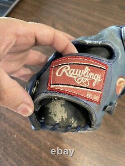 Rawlings Heart of The Hide 11.5 Baseball Glove Pro200-4jr Pedro Martinez