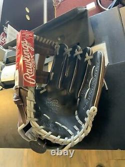 Rawlings Heart of The Hide 11.75-Inch PRONP5-2DSR Right Infield Baseball Glove