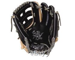 Rawlings Heart of The Hide 3.0 baseball glove RHT 11.75 ColorSync PRO205-6BCZ