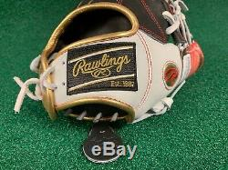 Rawlings Heart of The Hide Gold Glove Club June 2019 PRO-GOLDYIII 11.5