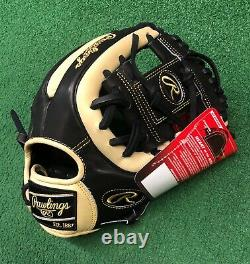 Rawlings Heart of the Hide 11.25 Infield Baseball Glove PRO312-2BC