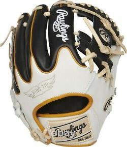 Rawlings Heart of the Hide 11.5 Baseball Infield Glove PROR204W-2B