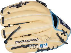 Rawlings Heart of the Hide 11.5 Baseball Infielder Glove PRO204-20CB
