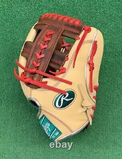 Rawlings Heart of the Hide 11.5 Custom Mexico Edition Baseball Infield Glove