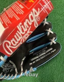 Rawlings Heart of the Hide 11.5 Infield Baseball Glove PRO204-2BCB