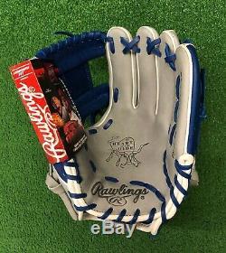 Rawlings Heart of the Hide 11.5 Infield Baseball Glove PRO204-2GR