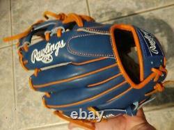 Rawlings Heart of the Hide 11.5 Infield Baseball Glove PROTT2-2 Gators Mets RHT