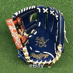 Rawlings Heart of the Hide 11.5 Limited Edition SYNC Infield Glove PRO234-2RSSG