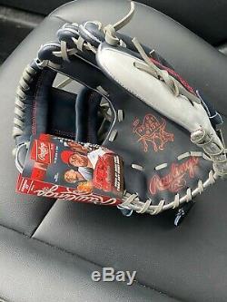 Rawlings Heart of the Hide 11.5 USA Infield Baseball Glove PRO204-2USA