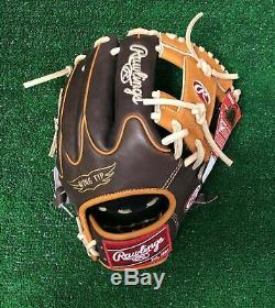 Rawlings Heart of the Hide 11.75 Infield Baseball Glove PRO205W-2CH