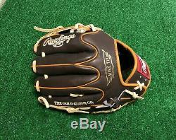 Rawlings Heart of the Hide 11.75 Infield Baseball Glove PRO205W-2CH