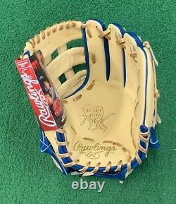 Rawlings Heart of the Hide 11.75 Infield Baseball Glove PRO205-6CRG