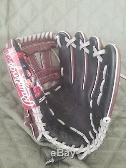 Rawlings Heart of the Hide 11.75 Infield M. Machado Glove PRONP5-7BCH