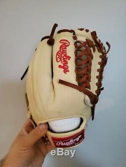 Rawlings Heart of the Hide 11.75 Infielder's Baseball Glove PRO205-4CT