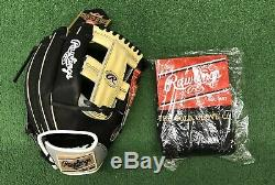 Rawlings Heart of the Hide 11.75 Limited Edition Infield Glove PRO2175-13GBC