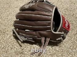 Rawlings Heart of the Hide 11.75 PRONP5-7BCH Manny Machado RHT Baseball Glove