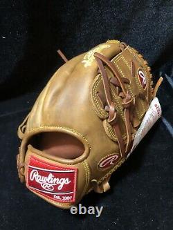 Rawlings Heart of the Hide 11.75 Pitcher's Baseball Glove PRO205-9TIFS