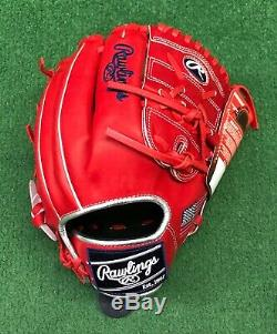 Rawlings Heart of the Hide 11.75 USA Pitchers Baseball Glove PRO205-9USA