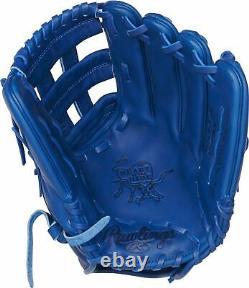 Rawlings Heart of the Hide 12.25 Pro Label Storm Baseball Glove PROKB17-6R