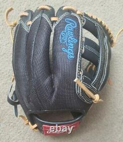 Rawlings Heart of the Hide 12.25in Pro Mesh Kris Bryant Pattern Baseball
