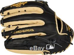 Rawlings Heart of the Hide 12.75 Baseball Outfielder's Glove PROR3319-6BC