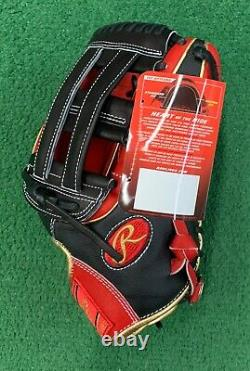 Rawlings Heart of the Hide 12.75 GOTM Limited Edition Outfield Baseball Glove