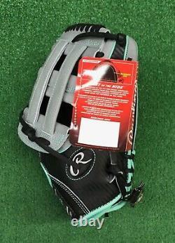 Rawlings Heart of the Hide 12.75 Outfield Baseball Glove PRO3319-6BGCF