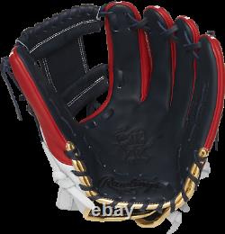 Rawlings Heart of the Hide 12-Inch USA Infield Softball Glove Special Edition