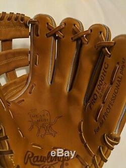 Rawlings Heart of the Hide 12 PRO1000HC Horween Fielding Glove Barely Used