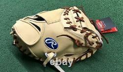 Rawlings Heart of the Hide 32.5 Salvador Perez Baseball Catchers Mitt PROSP13C