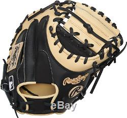 Rawlings Heart of the Hide 34 Baseball Catcher's Glove PROYM4BC