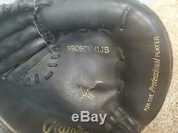 Rawlings Heart of the Hide 34 Catchers Mitt Glove Black PROSCM41JB