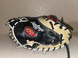 Rawlings Heart of the Hide 34 Croc Catchers Mitt Model PROYM34SCC RHT HOH