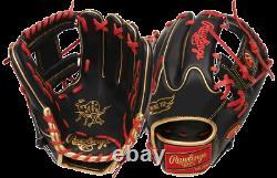 Rawlings Heart of the Hide Baseball Glove 11.75 PRO205W-2BG-RHT