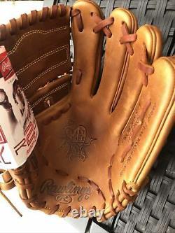 Rawlings Heart of the Hide Baseball Glove 11.75 PRO205-9TI