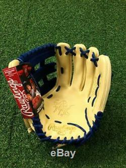 Rawlings Heart of the Hide Color Sync 4.0 12.25 Baseball Glove PROKB17-6CR