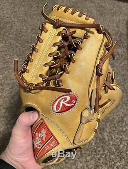 Rawlings Heart of the Hide Glove 11 1/2 PRO200-4RT HOH