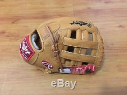 Rawlings Heart of the Hide HOH PRO12-6HT New with tags 12 H-Web Arenado Horween