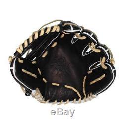 Rawlings Heart of the Hide Hyper Shell 11.5 inch Baseball Glove RHT PRO204-2BCF