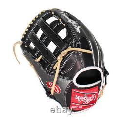 Rawlings Heart of the Hide Hyper Shell 12.75 Baseball Glove LHT PRO3039-6BCF