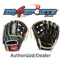 Rawlings Heart of the Hide Hyper Shell PRO315-6BCF 11.75 Infield Baseball Glove