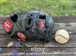 Rawlings Heart of the Hide Infield PRONP4-2B Baseball Glove 11.5