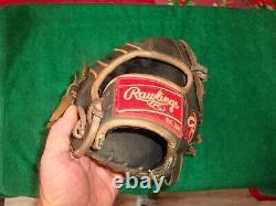 Rawlings Heart of the Hide PRO1176DCBG 11.75 Baseball Glove RHT