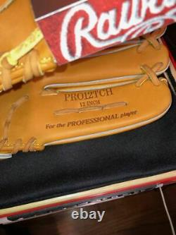 Rawlings Heart of the Hide PRO12TCH RHT 12 NWT Horween Shell and Liner