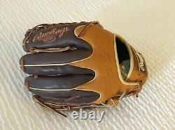 Rawlings Heart of the Hide PRO205W-4TCH 11.75 Baseball Glove Wing Tip NWT